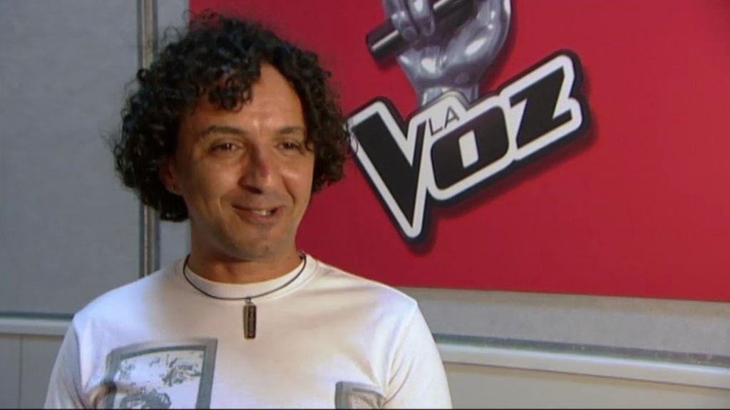 """Luciano: """"No he tenido suerte y, para mí, 'La Voz' es el fin de la mala racha"""""""