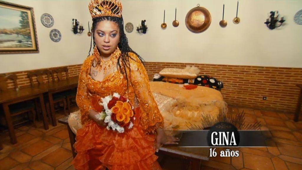 """Gina: """"El pañuelo ha sido lo peor que he vivido en mi vida"""""""