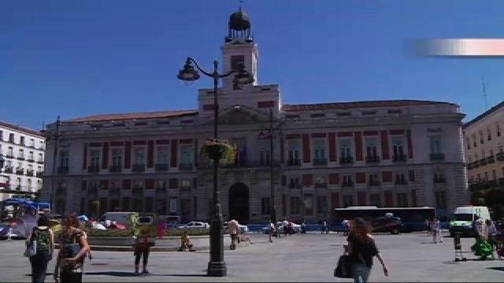 Casa en el centro de Madrid desde 1855