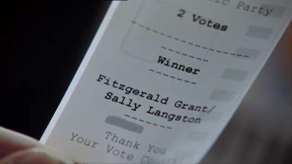 ¡Los votos al Presidente estaban trucados!