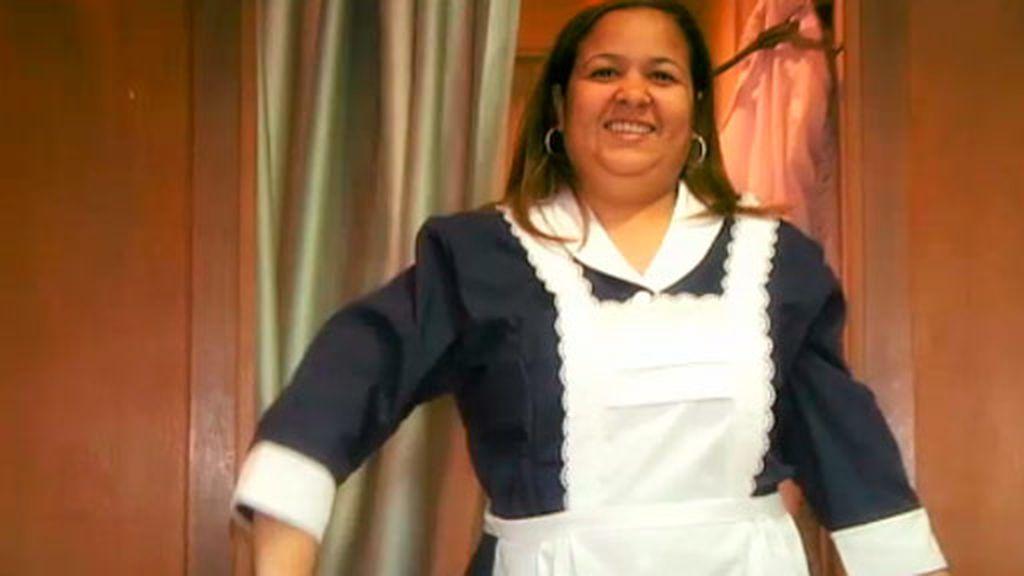 Los uniformes de las empleadas de hogar