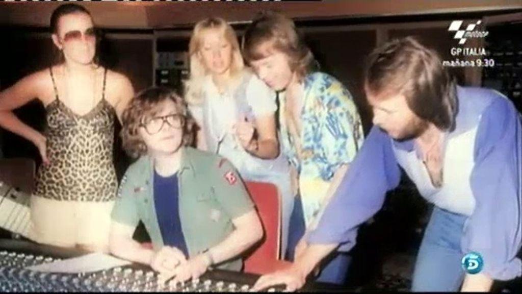 Los inicios de 'ABBA'