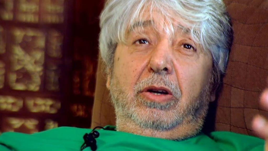 Vicente, adicto a las lentejas de su hijo