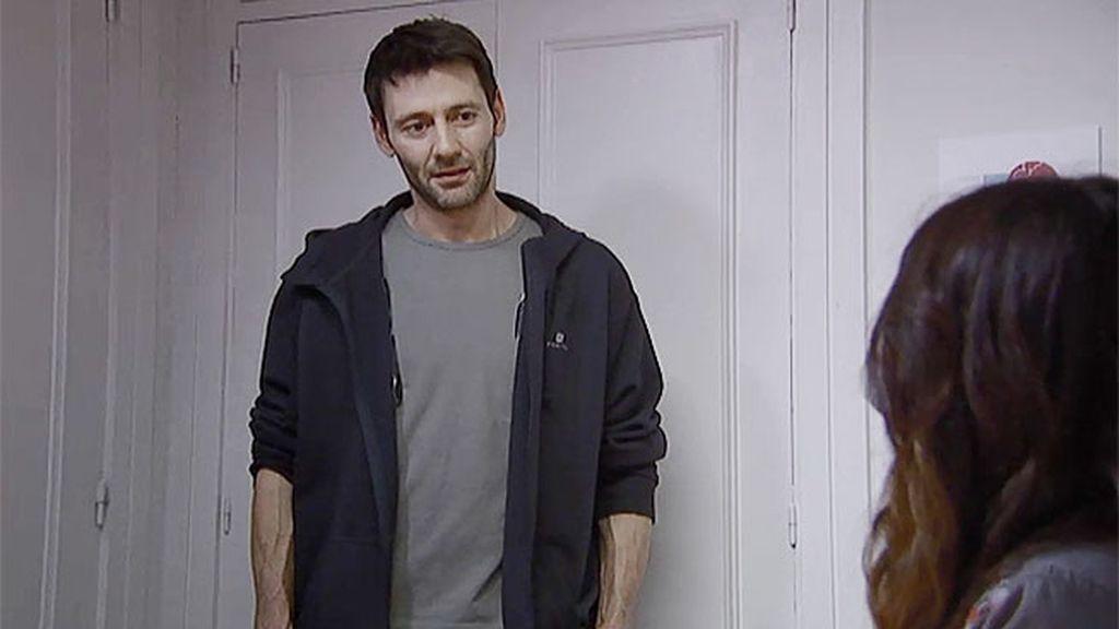 Teresa visita a Jose en la cárcel