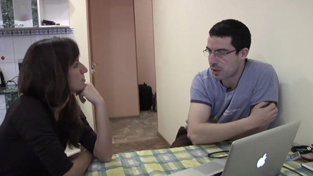 Ricardo trabaja sin descanso en Rusia