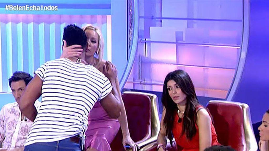 """Belén, a Luis: """"No me veo contigo"""""""