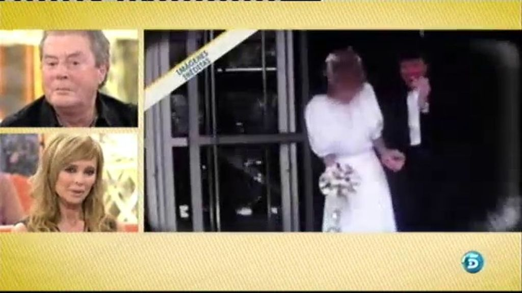 Imágenes inéditas de la boda de Tony Ronald