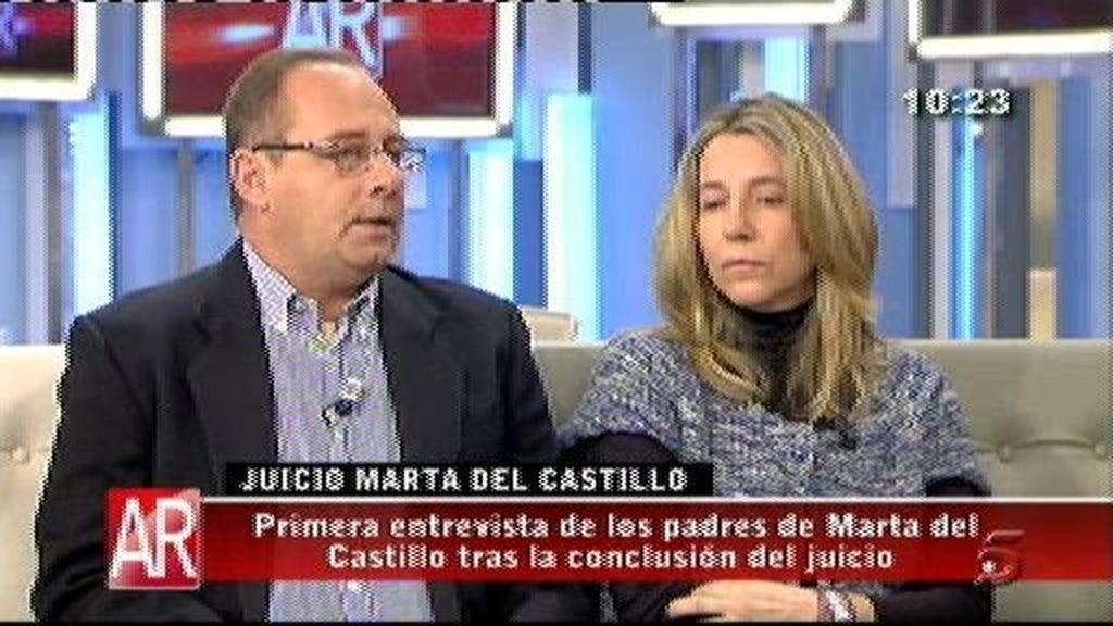 """Antonio del Castillo: """"Escuchar a los psicólogos decir como están tus hijas te parte el corazón """""""