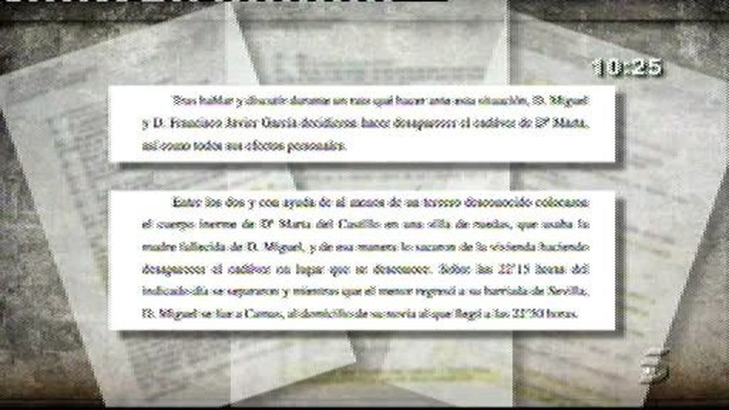 La sentencia deja varias incógnitas en el caso Marta del Castillo