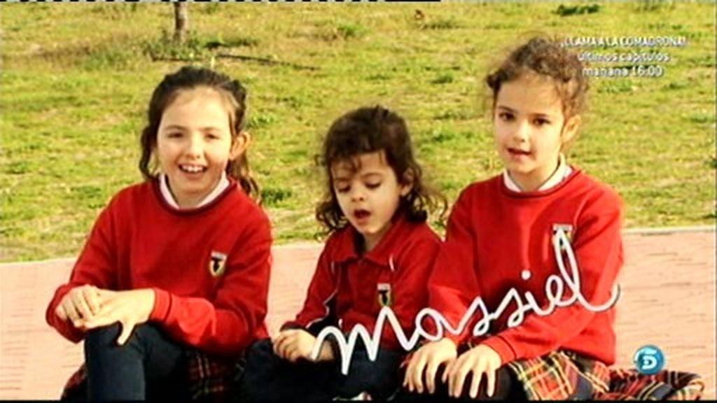 ¿Cómo ven los niños a Massiel?