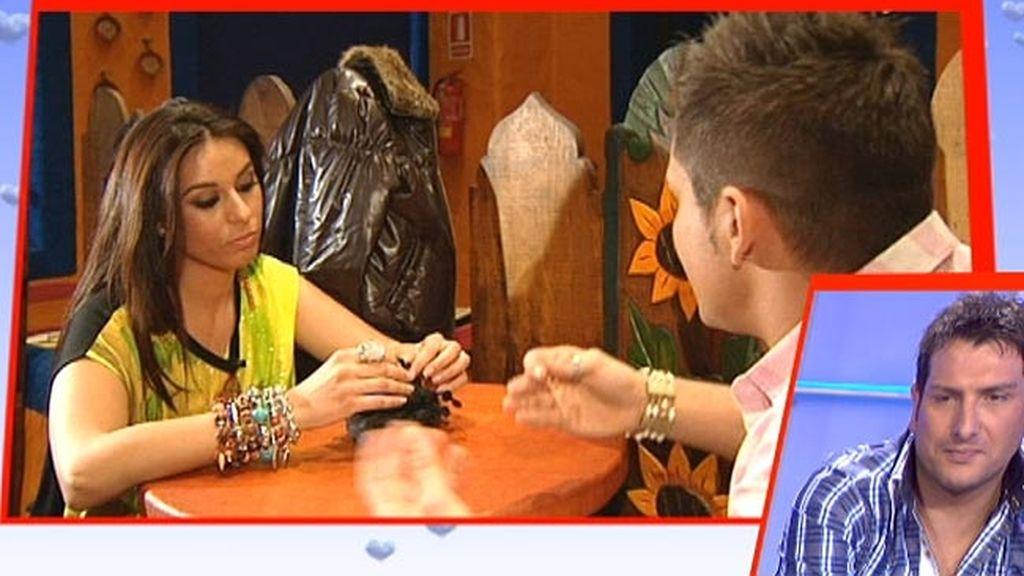 Indhira y Víctor (11/03/11)
