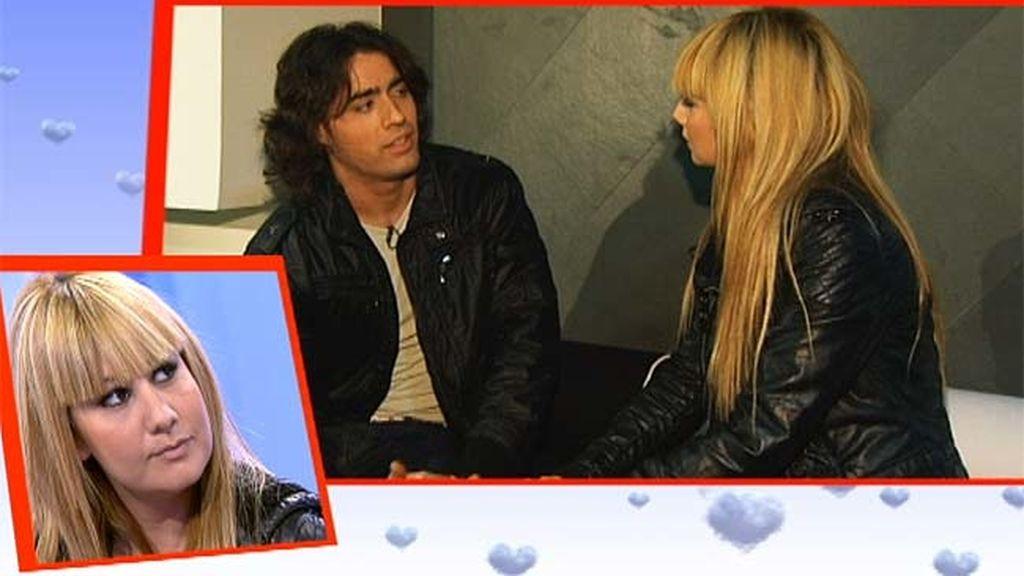 Reche y Laura (30/03/11)