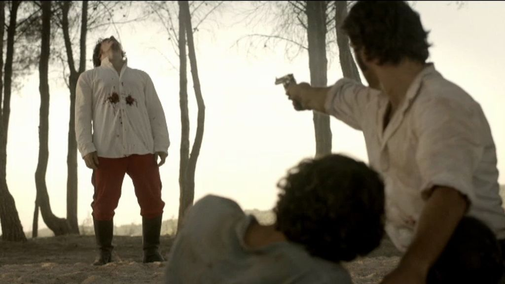 Los hermanos Bravo matan a Ugarte