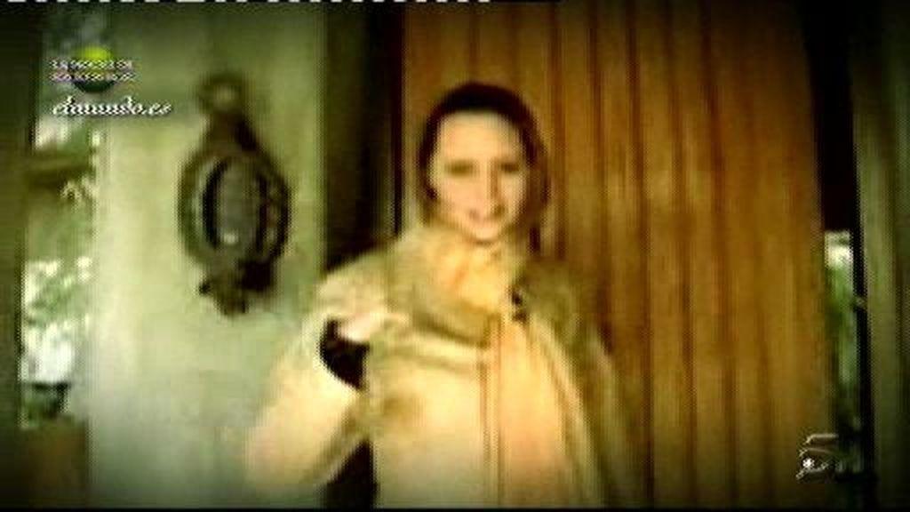Shaila Dúrcal nos enseña su casa de Torrelodones