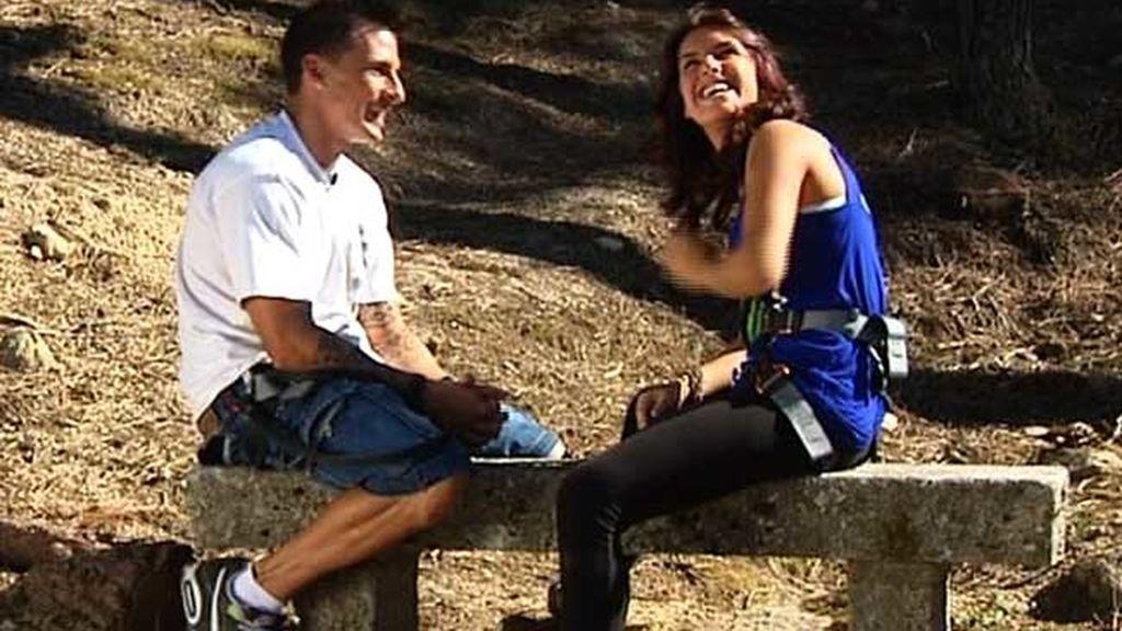 Ferchu y Tania (26/08/11)
