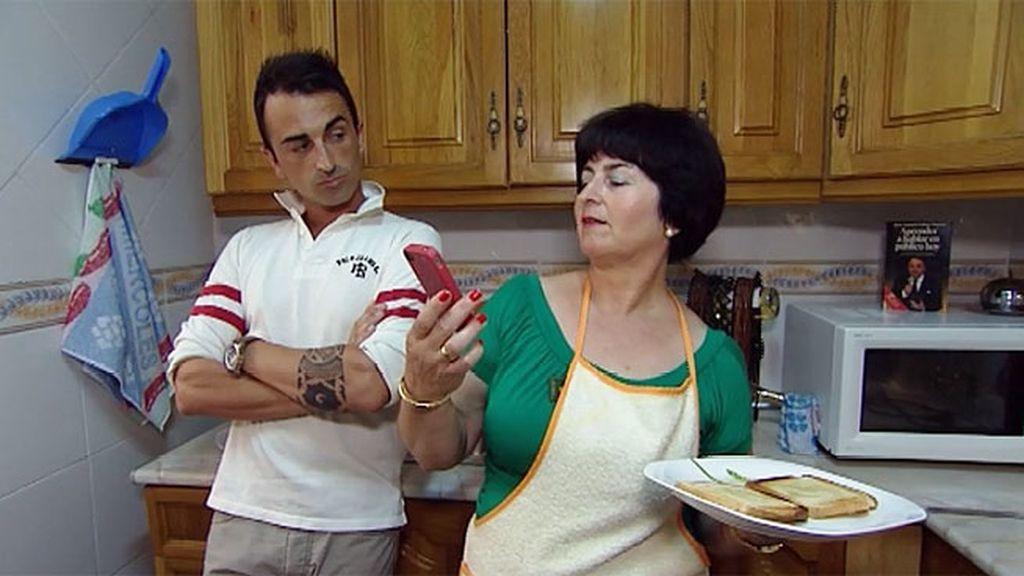 Fran no quiere repescar… ¡Pero Mari Carmen sí!