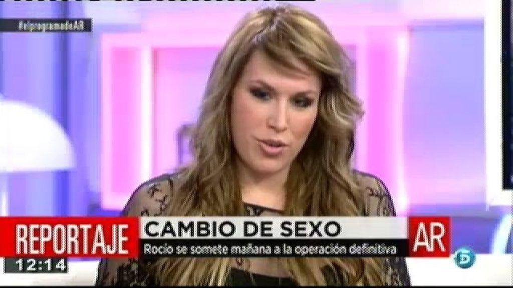 """Rocío: """"Dije que era gay pero tenía amigos que eran gays y yo no era igual"""""""