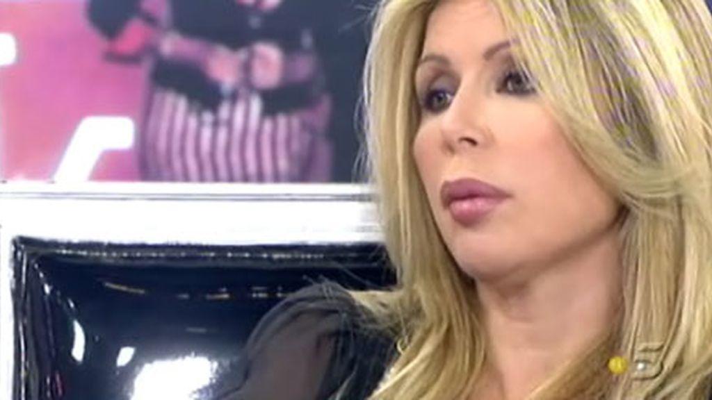 """Mª Ángeles Grajal ha sido infiel a Jaime Ostos en cinco ocasiones"""