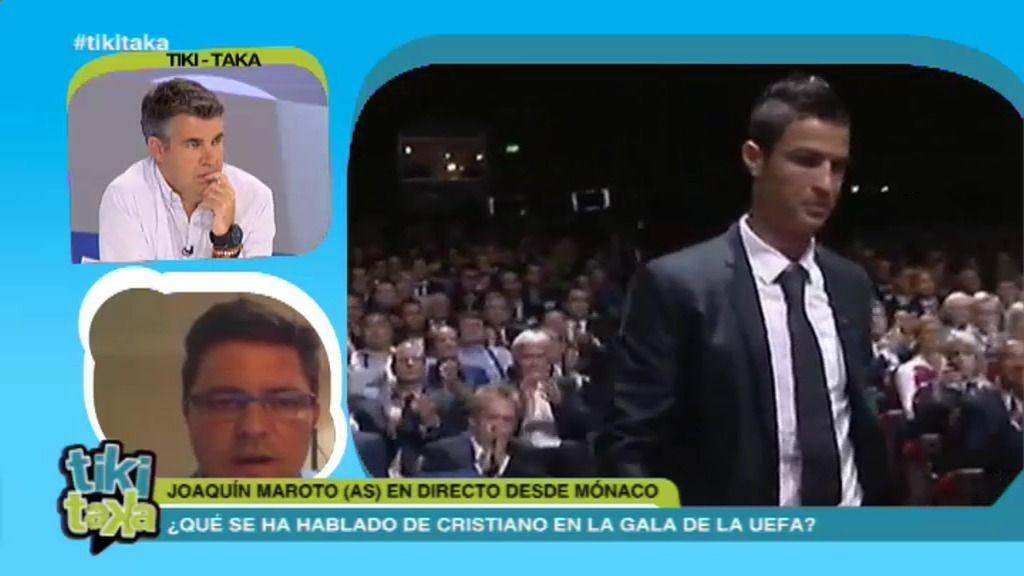 """Maroto: """"Platini le ha cogido la matrícula a Cristiano y va a haber daños colaterales"""""""