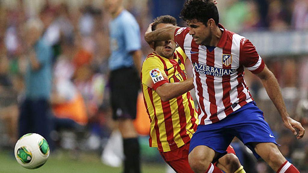 ¿Tuvieron que ser expulsados Jordi Alba y Busquets?
