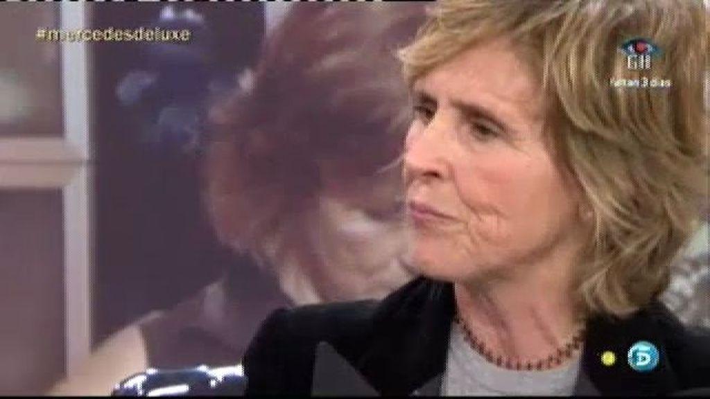 """Mercedes Milá: """"Lo que más miedo me da, es perder la memoria"""""""