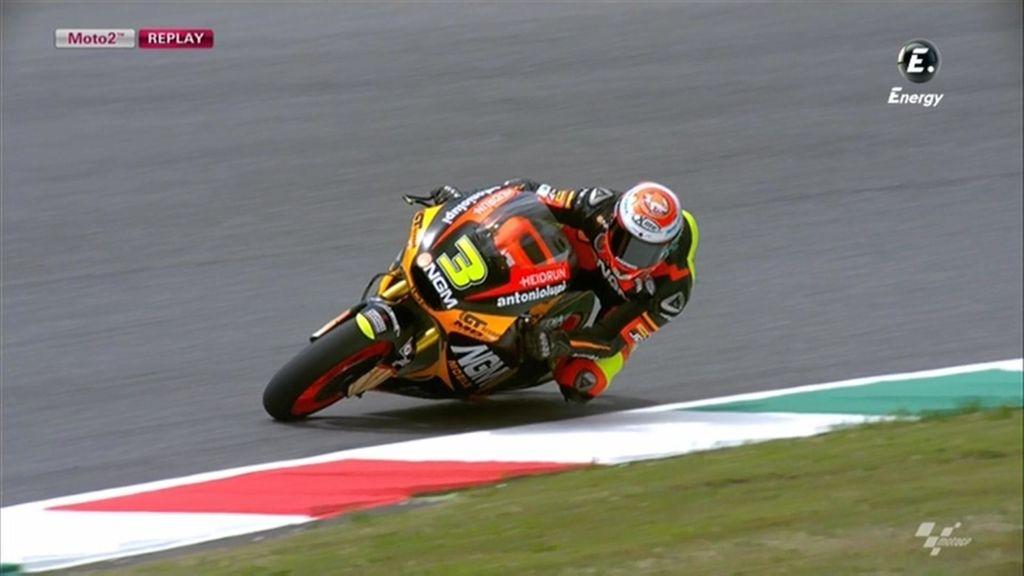 Tercer entrenamiento para las Moto2 en Mugello, íntegro y a la carta