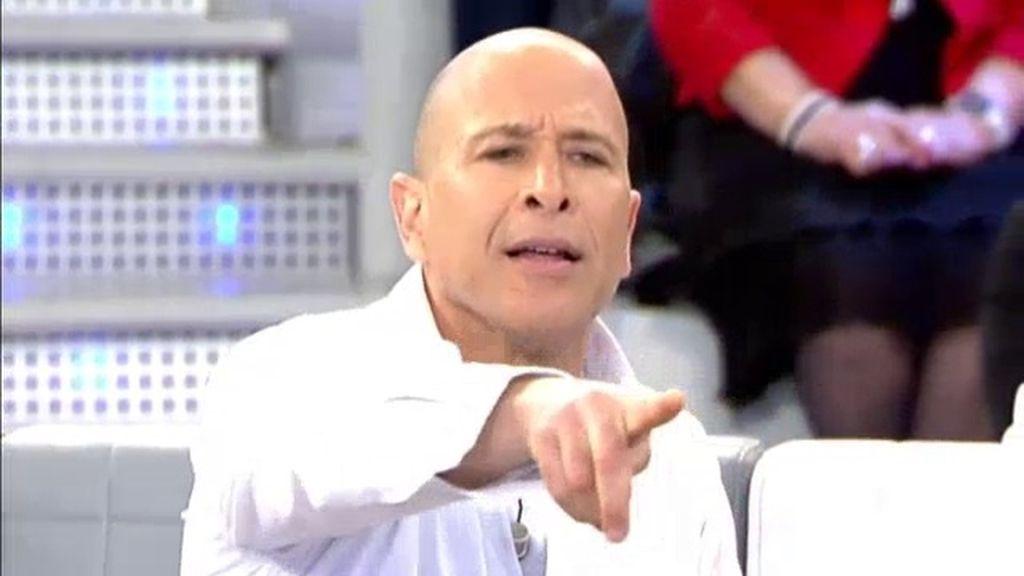 Joaquín Missiego visita '¡QTTF¡'
