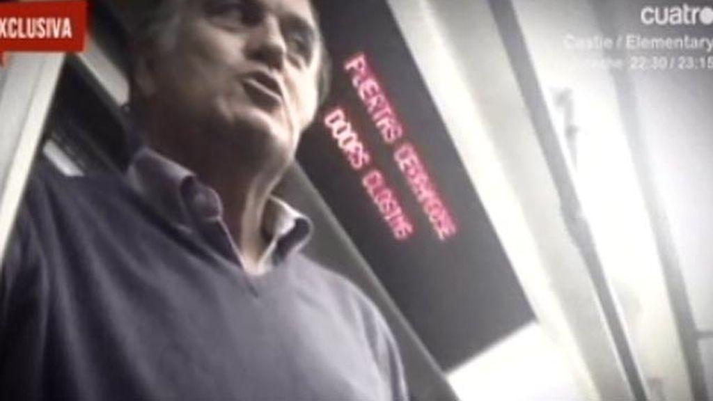 Bárcenas, preocupado por la 'seguridad informática' en una conversación de cámara oculta