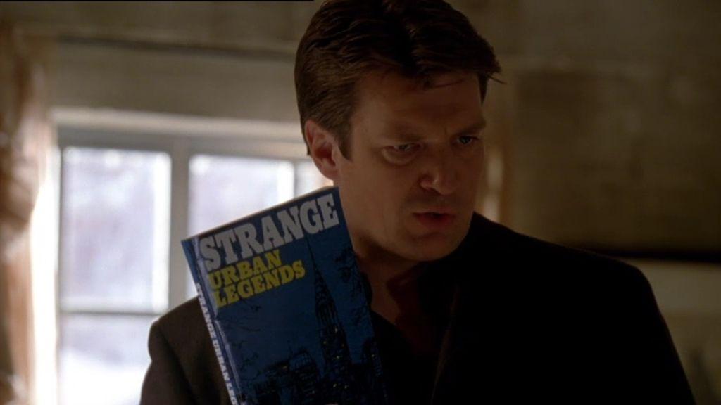 """Castle: """"La víctima dijo ESO viene a por mí… no él, ni ella"""""""