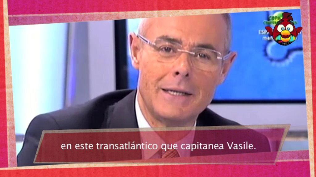 """'El pájaro de la tele' (17.06.13): Jordi González: """"El dato de audiencia es la nota que nos pone el espectador, y es un sobresaliente"""""""