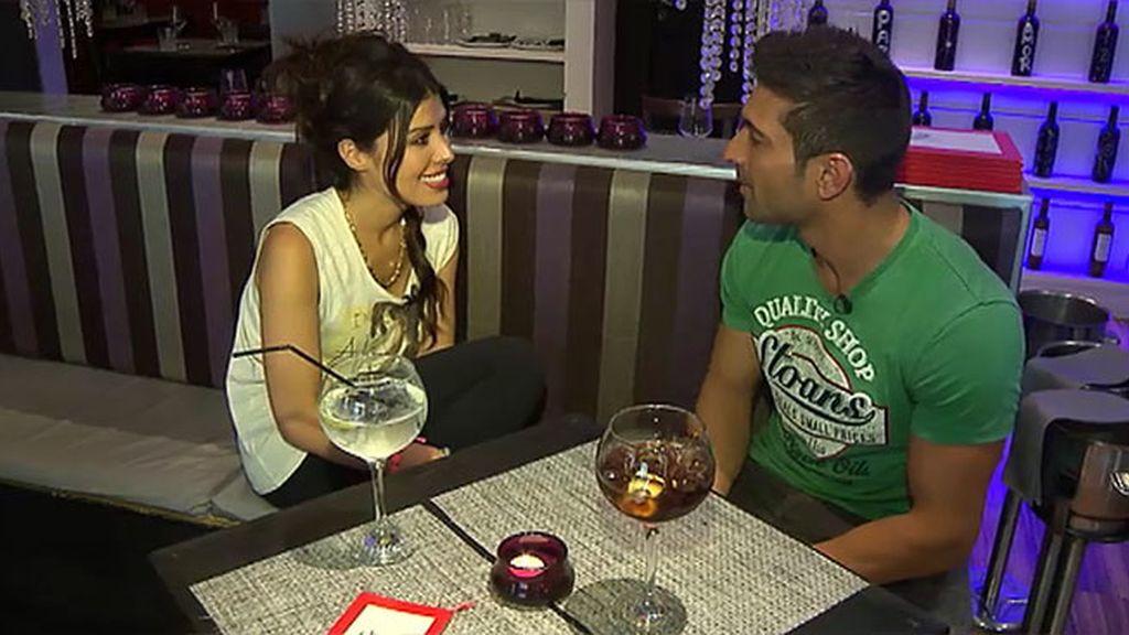 Cita Yasmina y Fran (07/06/2013)
