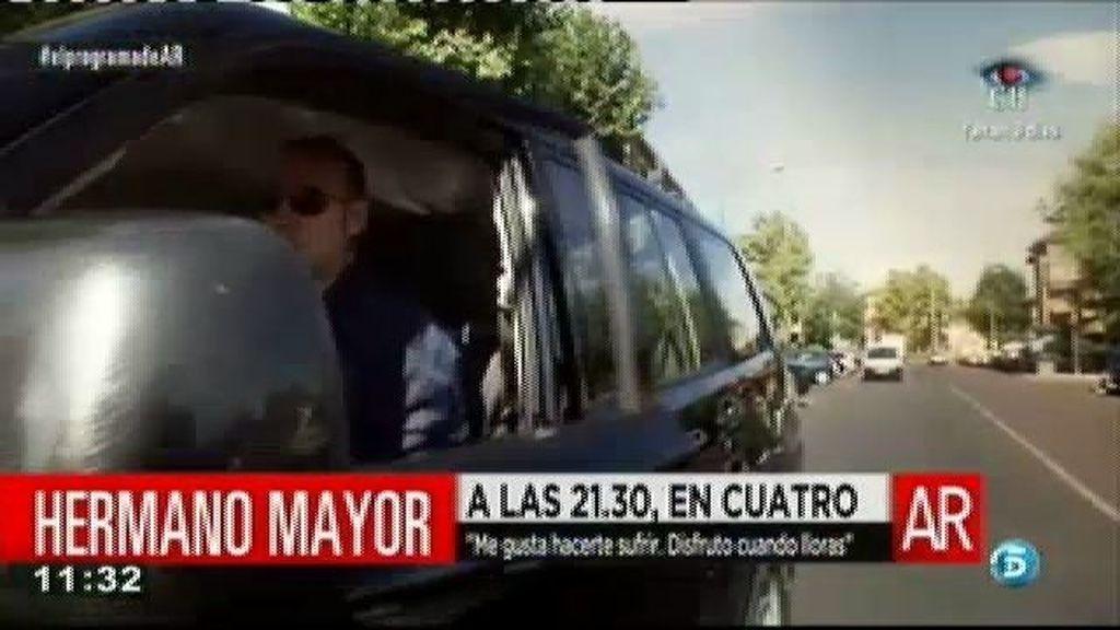 Pedro García Aguado pone al límite a Dani