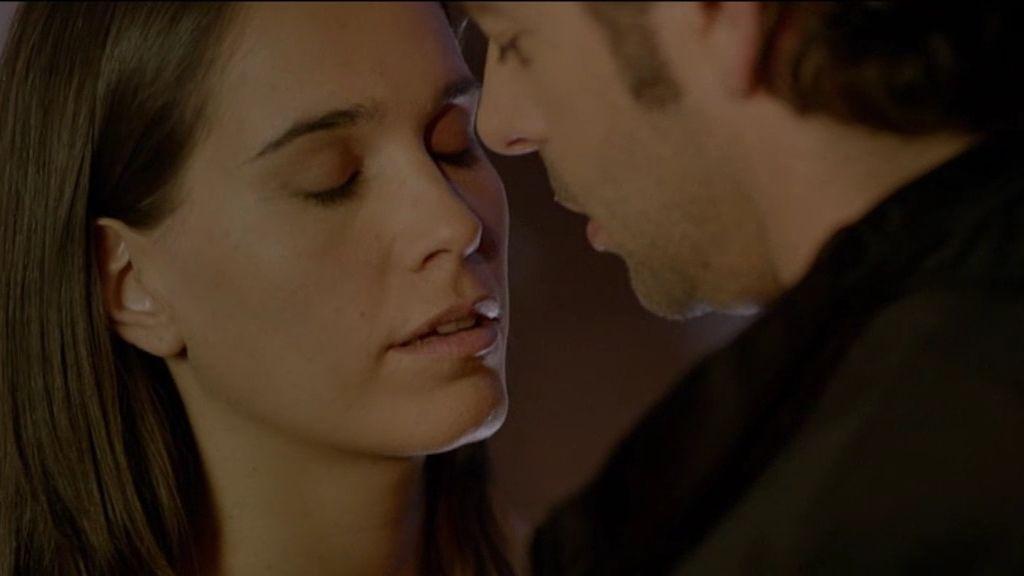 Eva y Sóller, ¡a punto de besarse!
