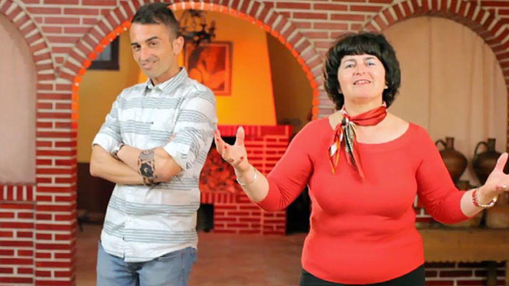 Así son Fran y Mª Carmen