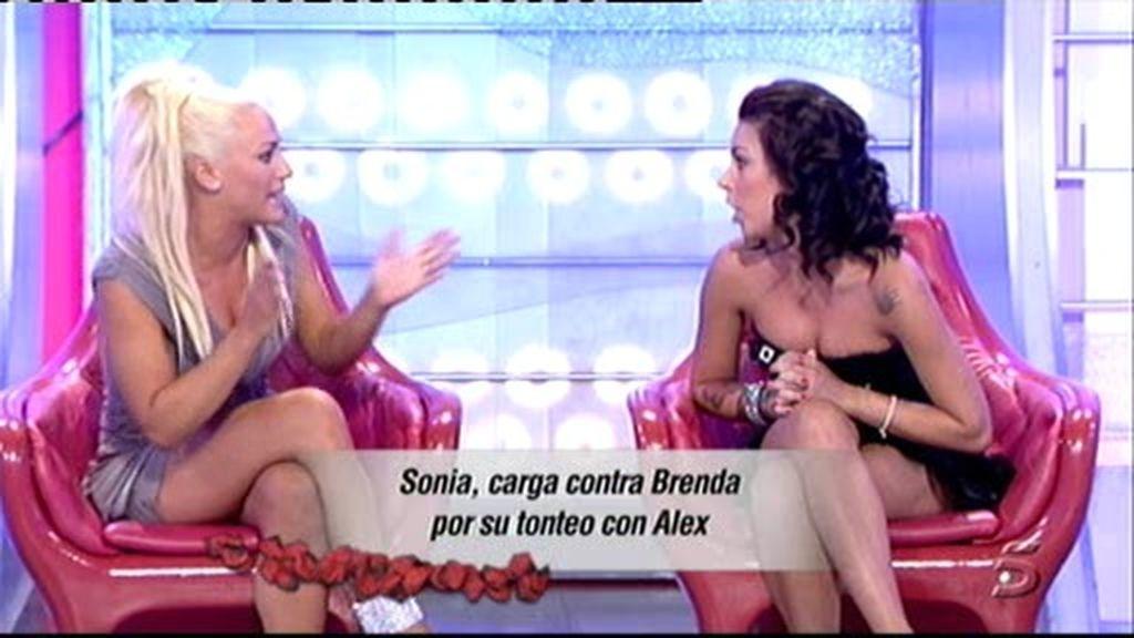 Sonia defiende lo suyo