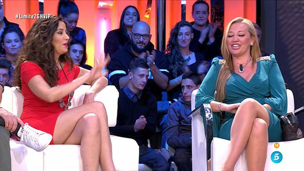 """Carmen López: """"Me pidieron que Fran supiera una cosa que no sabía"""""""