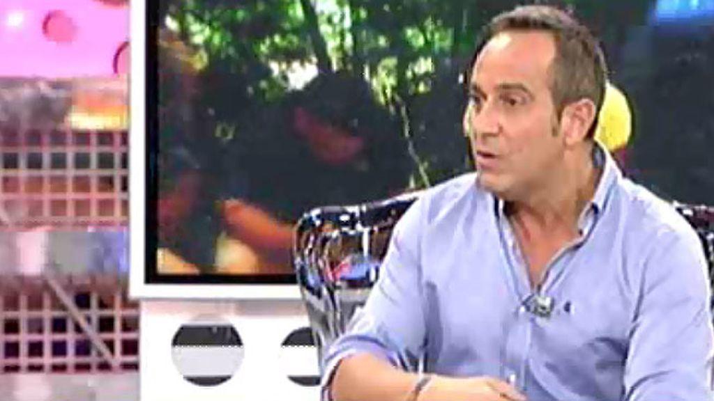 """Víctor Sandoval: """"Estoy en el momento más centrado de mi vida"""""""