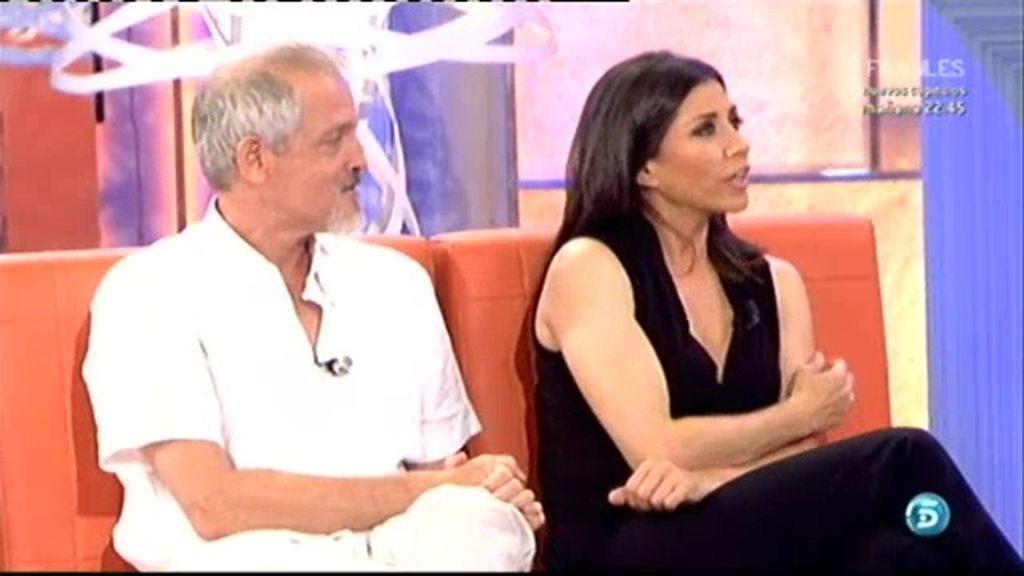Alicia Borrachero y Jordi Rebellón estrenan 'Desclasificados'