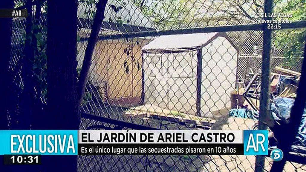 'AR' ofrece en exclusiva las imágenes nunca vistas de la casa de Ariel Castro
