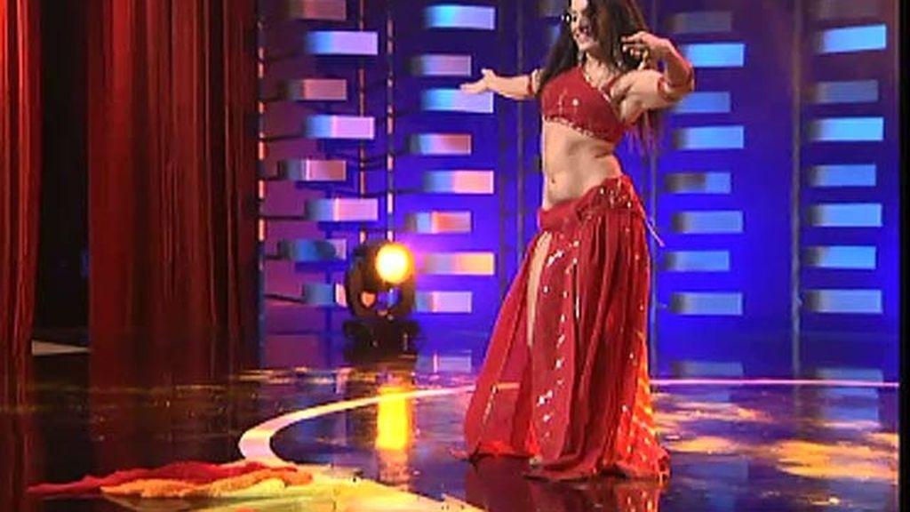 Sonia Al-Andalus, 32 años, danza árabe fusión