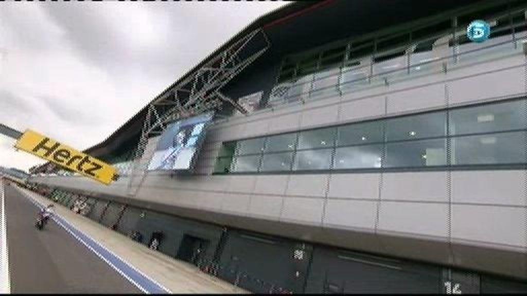 GP de G.Bretaña: La QP de Moto3™