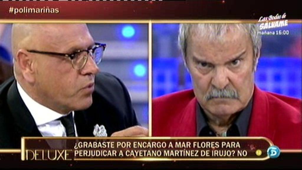Mariñas grabó por encargo a Mar Flores para perjudicar a Cayetano Martínez de Irujo