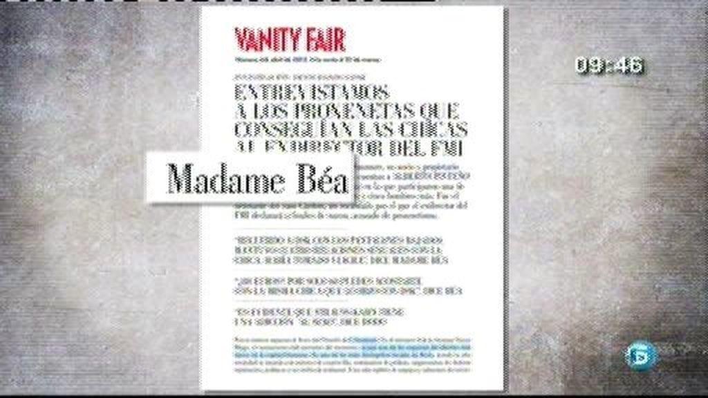 Madame Béa cuenta en 'Vanity Fair' que le conseguía las prostitutas a Strauss Kahn