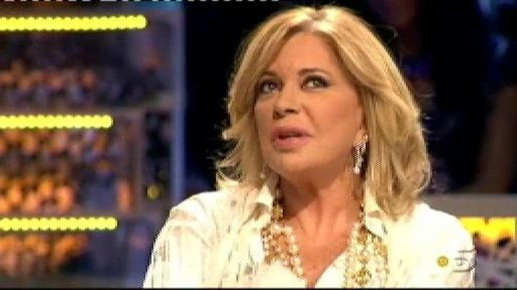 El show de Bárbara Rey
