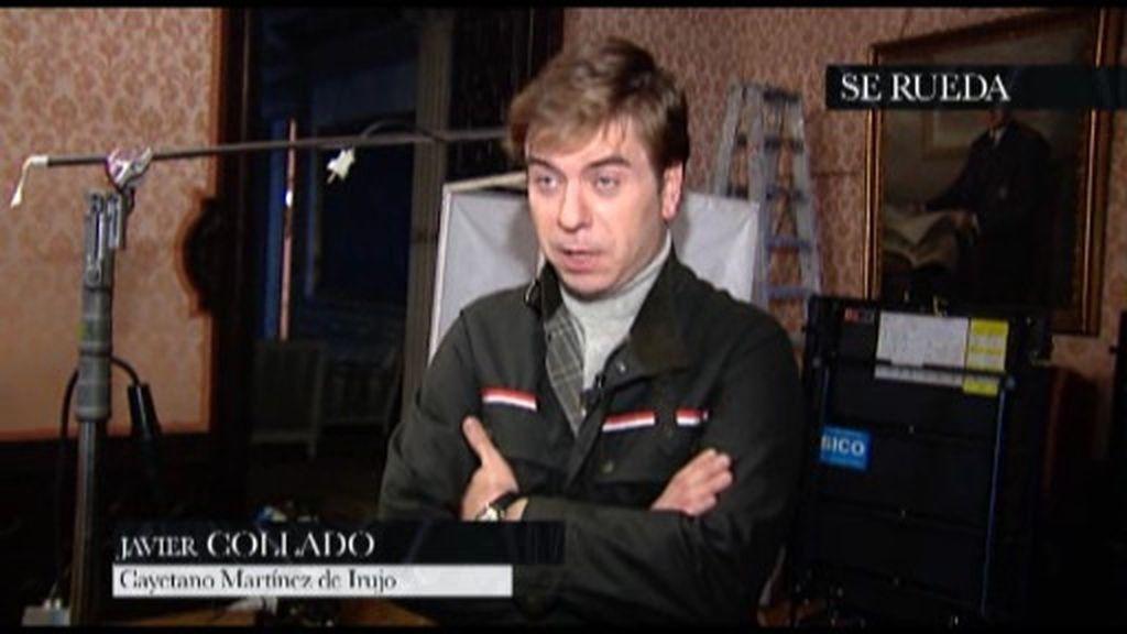 Javier Collado será Cayetano