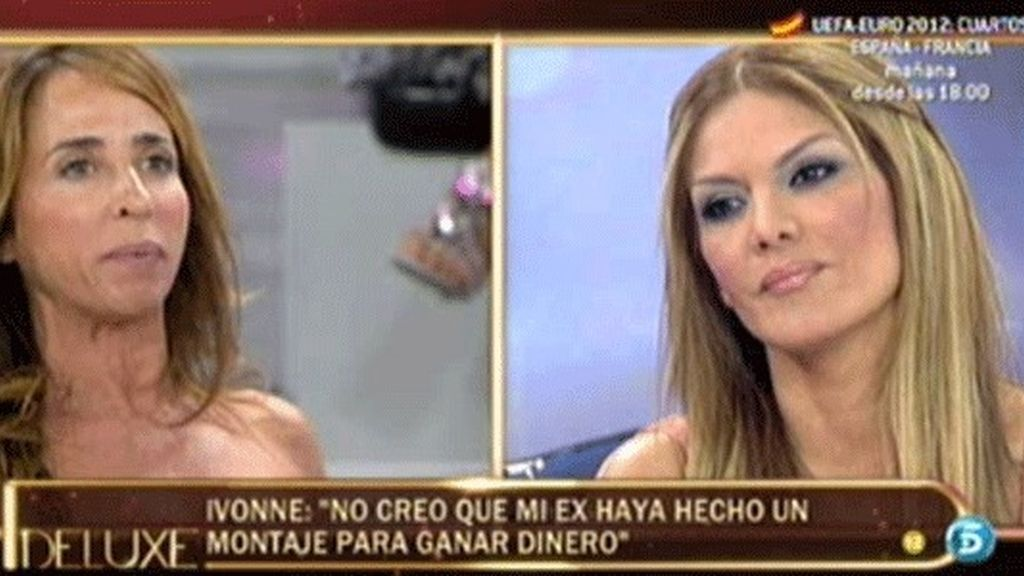 "Ivonne Reyes: ""Tuve que poner distancia"""