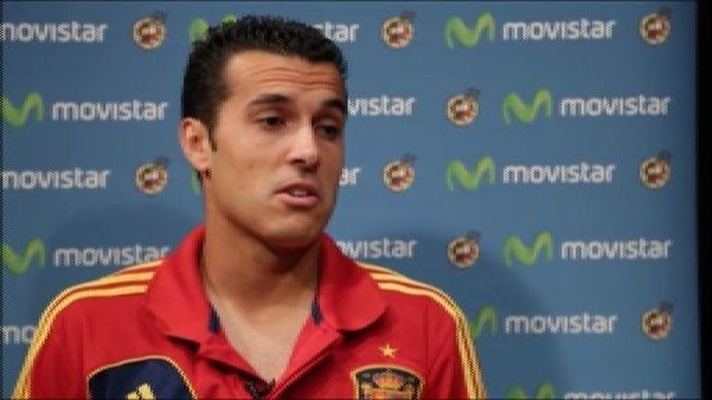 """Pedro: """"Todos estamos con Casillas"""""""