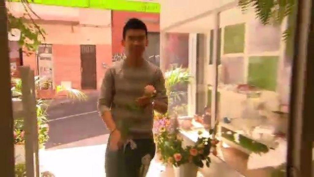 Yong Li quiere conquistar a la hermana de Corina