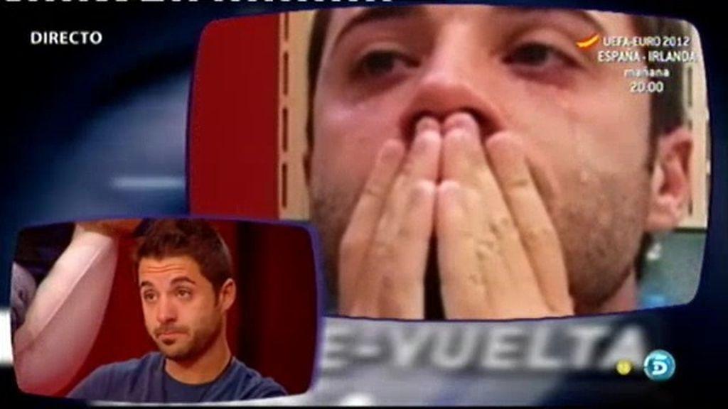 Lágrimas en GH