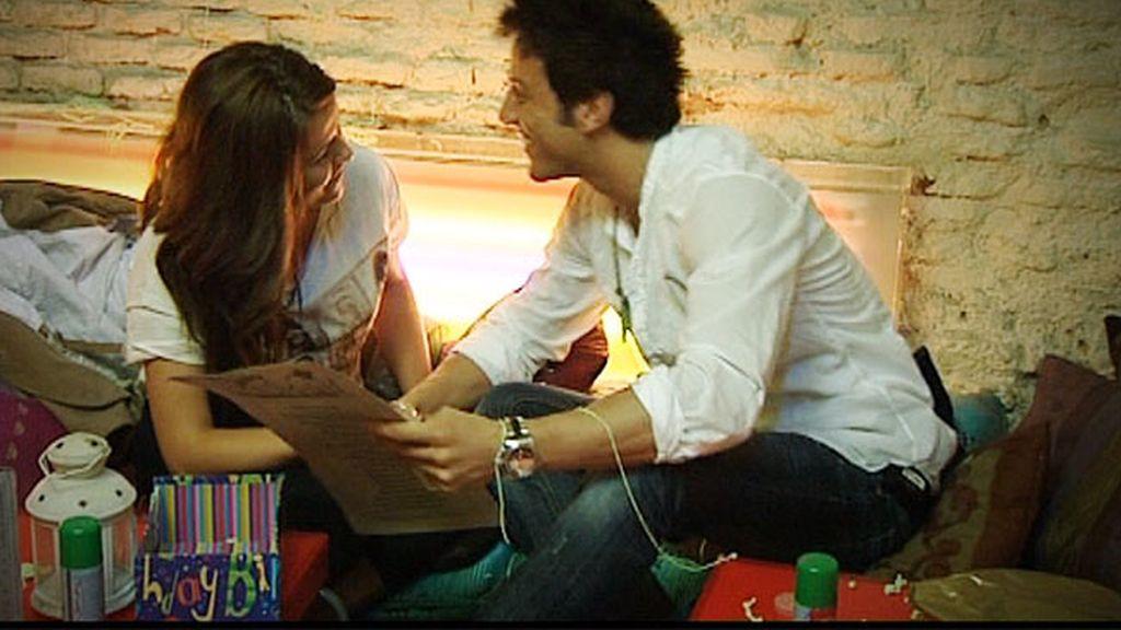Arantxa y Albert (01/03/11)